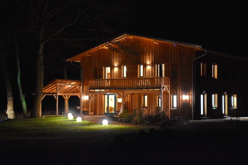 Ferienhaus Hartwigsdorf - Übernachtung bei Familie Wille